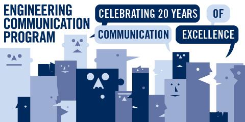 ECP 20th Anniversary Speaker Series Banner